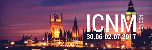 ICNM 2017 in London